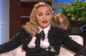 Madonna fala de diferença de idade com namorados: 'Mais novo tinha 22 anos'