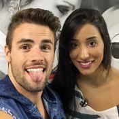 Talita sobre beijo de Rafael e Tamires no 'BBB15': 'Chateada, mas não com raiva'