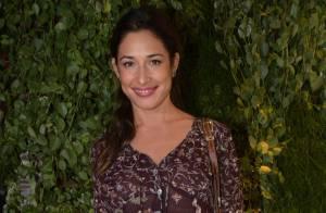 Giselle Itié relembra acidente na lua de mel: 'Estou com um sorriso no joelho'
