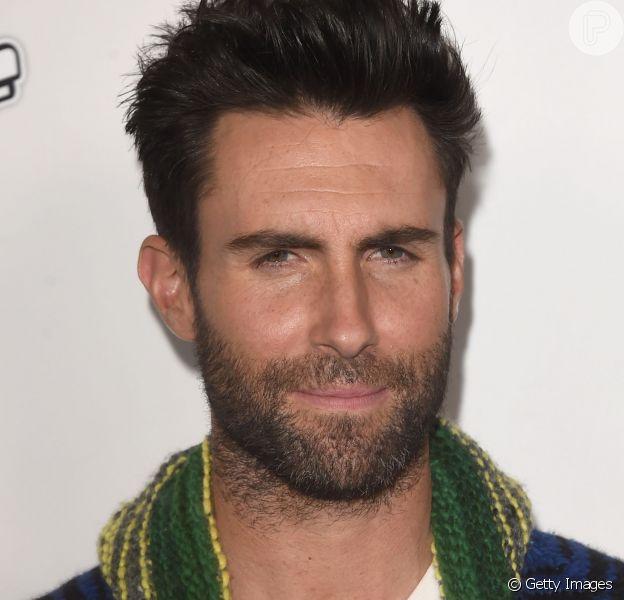 Adam Levine completa 36 anos nesta quarta-feira, 18 de março de 2015