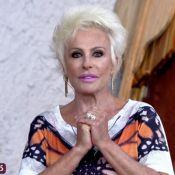 Ana Maria Braga volta ao 'Mais Você' e lamenta morte de Cláudio Marzo