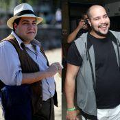 Tiago Abravanel raspa a cabeça e emagrece 14 kg para novo personagem: 'Tô gato!'