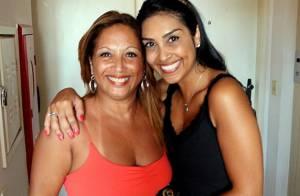 'BBB15': mãe de Amanda apoia filha após pedido de namoro recusado. 'Orgulhosa'