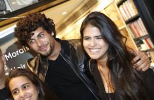 Antonia Morais e Jesus Luz não estão mais namorando