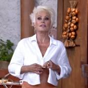 Ana Maria Braga troca de roupa ao vivo no 'Mais Você': 'Saruel virou macacão'
