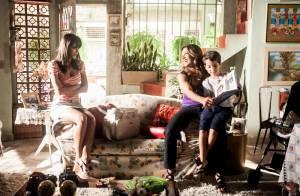 'Salve Jorge': Lucimar conta ao neto, Júnior, que Jéssica Vitória é sua irmã