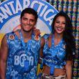 Bruno Gissoni e Yanna Lavigne terminaram o namoro neste final de semana