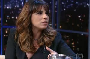 Maria Ribeiro comenta sobre boa forma aos 39 anos de idade: 'É muito botox!'