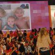 Angélica participou do 'Esquenta!', da TV Globo, e falou do relacionamento com os filhos