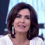 Fátima Bernardes, mãe de trigêmeos, avalia maternidade: 'To indo muito bem'