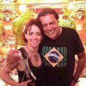 Dennis Carvalho está namorando a atriz Laila Garin, a Maria José de 'Babilônia'