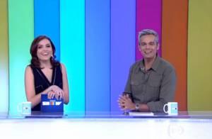 'Vídeo Show' passa a ser exibido ao vivo e ganha elogios na internet: 'Adorando'