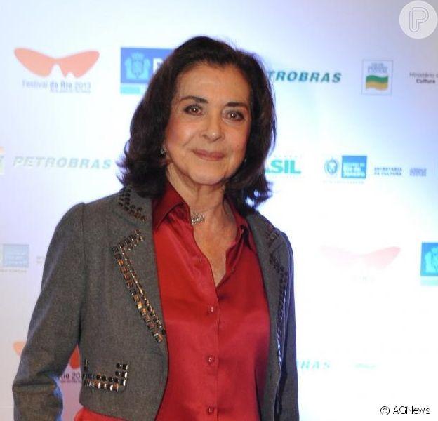 Betty Faria entra no lugar de Marília Pêra após atriz exigir regalias