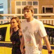 Eliana se declara publicamente ao namorado, Adriano Ricco: 'Gosto muito dele'