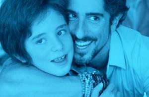 Marcos Mion se emociona em gravação do 'Legendários' ao falar do filho autista