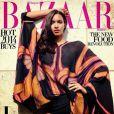 Lais Ribeiro na 'Harper's Bazar Arábia'