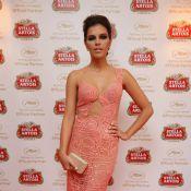 Vestido de renda de Mariana Rios no Festival de Cannes custa quase R$ 30 mil