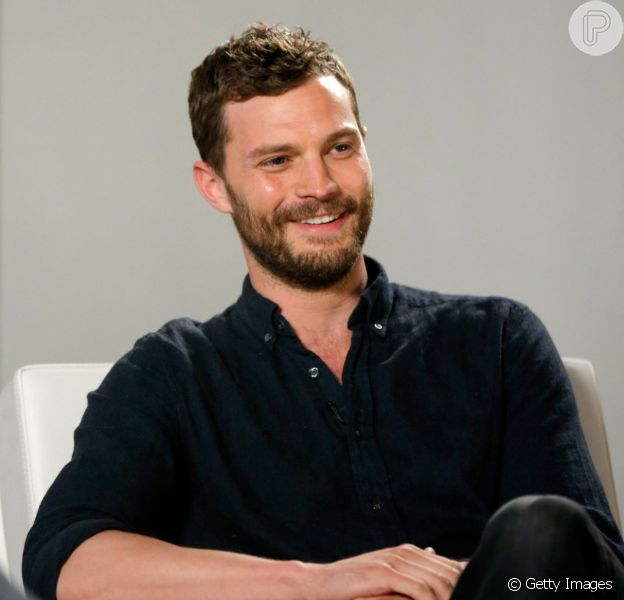 Jamie Dornan, o Christian Grey de 'Cinquenta Tons de Cinza', completa 33 anos nesta sexta-feira, 1 de maio de 2015