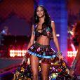 Lais Ribeiro é a nova representante brasileira do time de angels da Victoria's Secret em anúncio realizado na última terça-feira, 28 de abril de 2015