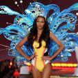 Lais Ribeiro começou a carreira em 2009, na Teresina, e fez sua estreia em desfiles da Victoria's Secret em 2010