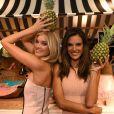 Em fevereiro deste ano, ela participou de um evento da Victoria's Secret ao lado da top brasileira Alessandra Ambrosio
