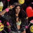 Sara Sampaio estreou na Victoria's Secret em 2011 e desfilou pela linha Pink em 2013