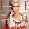 A modelo belga já estampou as versões internacionais das revistas 'Elle', 'Vogue' e 'Marie Claire'