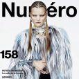 Kate Grigorieva também posou para a capa da revista francesa 'Numéro'