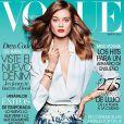Em 2014, Jac Jagaciak foi capa da 'Vogue México'