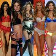 Além das dez novas Angels, a Victoria's Secret anunciou as cinco novas Supermodels: as brasileiras Adriana Lima e Alessandra Ambrosio, a sul-africana Candice Swanepoel, a americana Lily Aldridge e a africana Behati Prinsloo, mulher do cantor Adam Levine