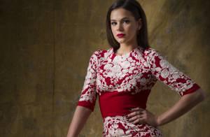 Bruna Marquezine usa vestido Dolce & Gabbana à venda por R$ 21 mil em festa