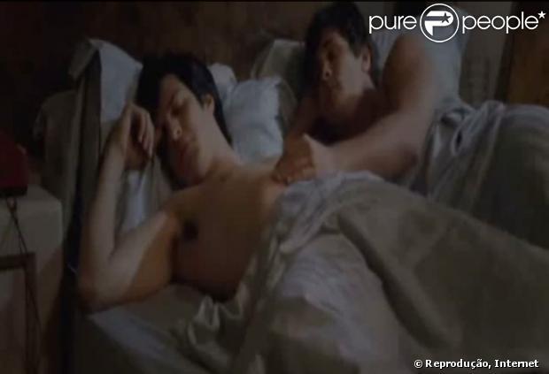 Antes de Félix de 'Amor à Vida', Mateus Solano já interpretou personagem gay no filme 'A novela das 8'. Ator faz comparações entre os personagens em 22 de maio de 2013