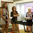 Anitta e Ludmilla foram juradas em cena da 'Alto Astral' e votaram em candidados a rei/rainha do funk diferentes, em 4 de maio de 2015