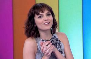 Monica Iozzi brinca com o final de 'Alto Astral': 'O grande destaque fui eu'