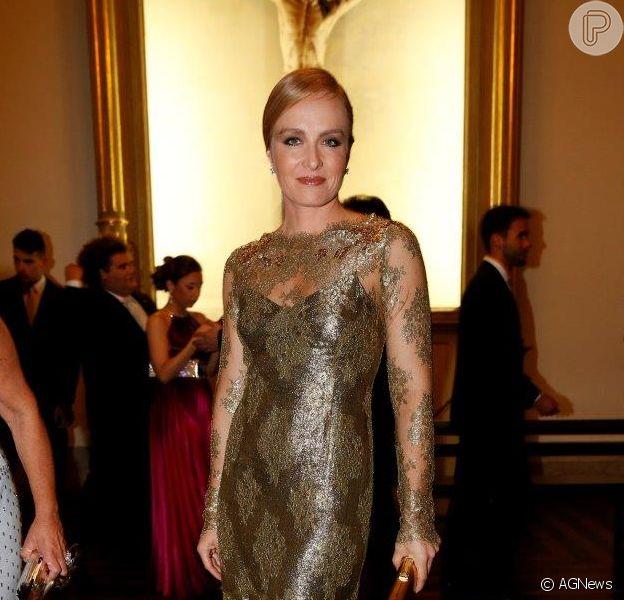 Angélica usa vestido de R$ 20 mil em casamento de Preta Gil e Rodrigo Godoy