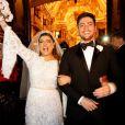 Preta Gil gastou R$ 340 mil dos R$ 1,7 milhão orçados na festa de casamento. Restante foi presente, afirmou colunista nesta sexta-feira, 15 de maio de 2015