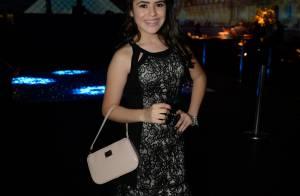 Maisa Silva curte festa de salto alto e nega photoshop em fotos: 'Tenho 12 anos'