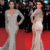 Festival de Cannes 2015: Eva Longoria é destaque no 6º dia. Veja outros looks!