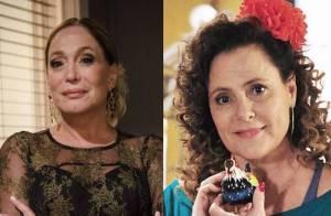 Susana Vieira nega briga com Elizabeth Savala: 'É mais uma invenção'