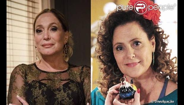 Susana Vieira nega que tenha brigado com Elizabeth Savalla, em entrevista ao jornal O Dia