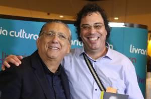 Walter Casagrande, comentarista da Globo, é internado em UTI após sofrer infarto