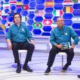 Walter Casagrande tem 52 anos e já integrou o programa 'Rumo à Copa', exibido durante o campeonato mundial em 2015