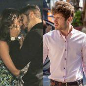 Novela 'I Love Paraisópolis': Benjamin vê Mari (Bruna Marquezine) beijar Grego