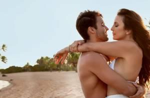 Ivete Sangalo elogia o marido a revista: 'Daniel é um grande homem'