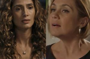 Novela 'Babilônia': Inês provoca Regina, que agride a advogada e acaba presa