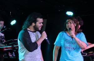 Preta Gil vai ser vovó! Francisco, filho da cantora, será pai aos 20 anos
