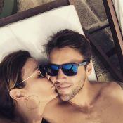 Ivete Sangalo parabeniza marido, Daniel Cady, por aniversário de 30 anos: 'Amo'