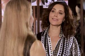 Christiane Torloni fala sobre vaidade e cirurgia plástica: 'Ganhei uma boa pele'