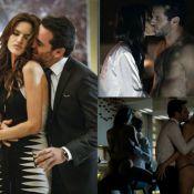 'Verdades Secretas': Alessandra Ambrosio estreia na TV com cena de sexo ousada