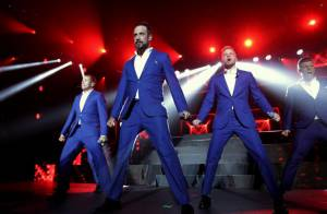Backstreet Boys faz show no Rio e elogia fãs brasileiras: 'Mais apaixonadas'